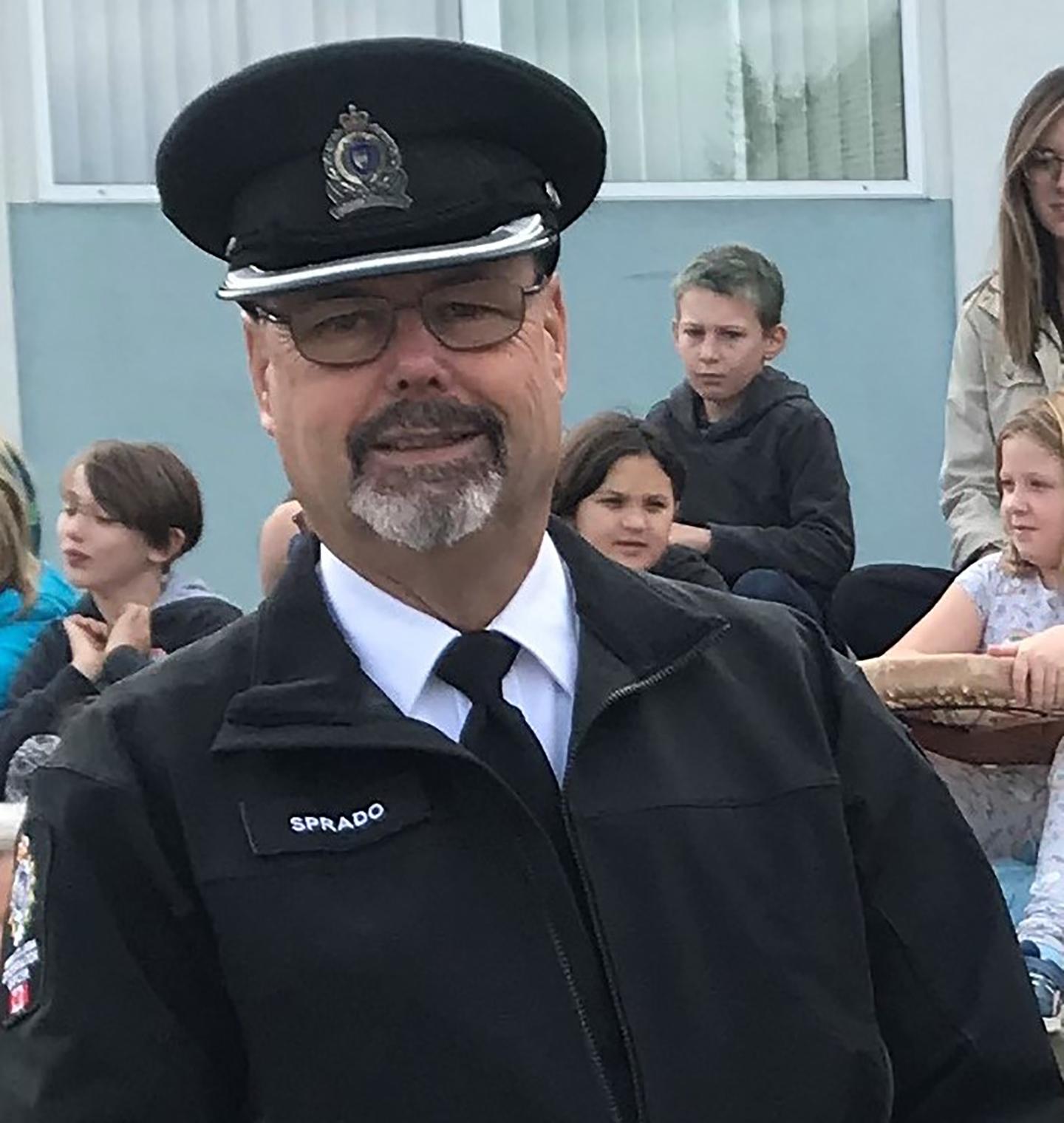 Inspector Tobe Sprado